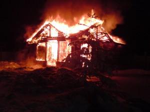 С 1 января нового года в Иркутске произошло 91 пожаров