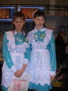 Выставка образования в Иркутске