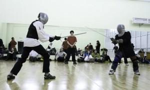 В Иркутске прошел турнир по фехтованию