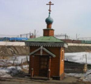 Михайло-Архангельская церковь в Ново-Ленино