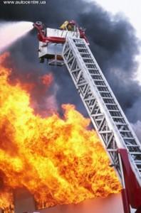 Пожар в Братске. Погиб ребенок