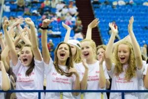 Студенческий марафон в Иркутске