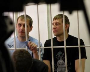 "Банда ""Пожарники"" в Иркутске"