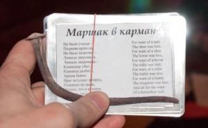 Стихи в кармане Иркутск