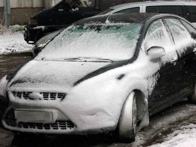 В выходные на дорогах Иркутска ожидается голелед и туман