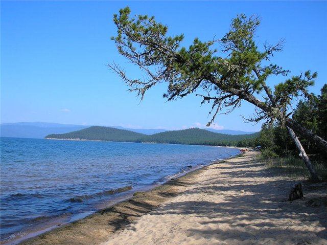 берег озера 5