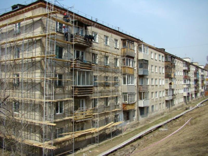 Жилищный фонд к отопительному сезону в Алтайском крае практически готов