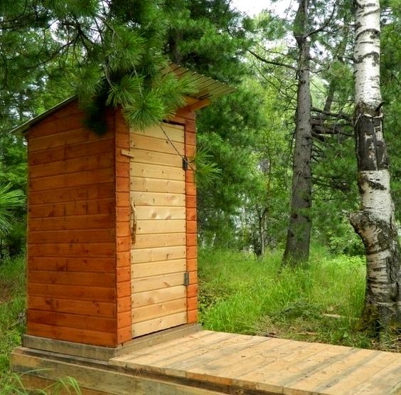 На Байкале установили эко-туалеты (фото)