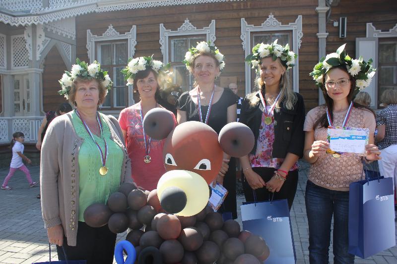 Победители конкурса цветников