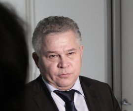 Главный врач Иркутского диагностического центра, кандидат медицинских наук Игорь Ушаков