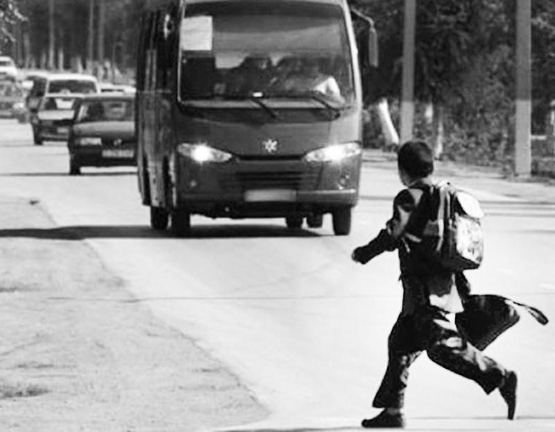 ДТП в Барнауле в котором пострадал 8-летний мальчик
