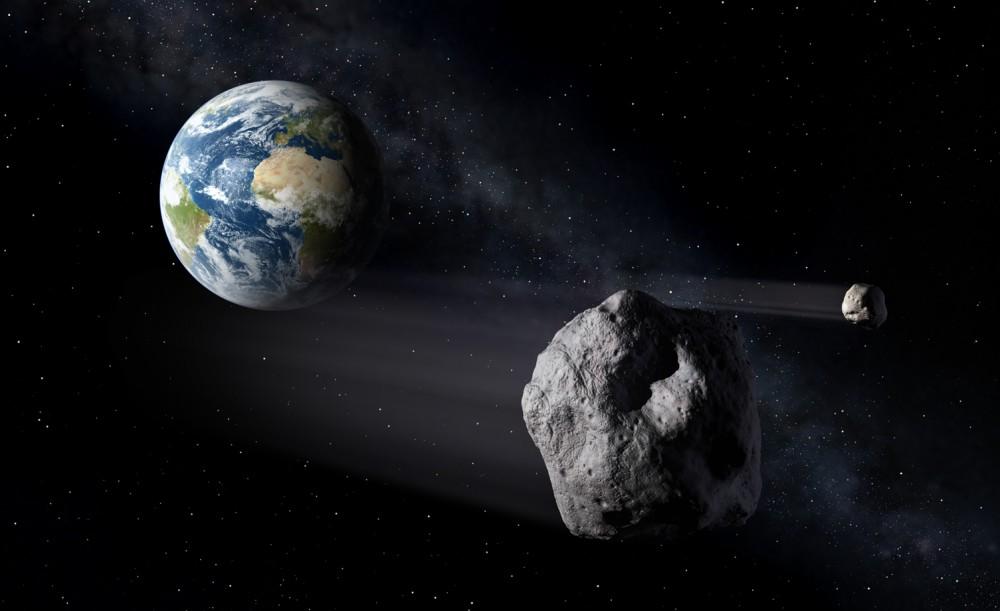 Астероид размером более 120 метров обнаружили иркутские ученые