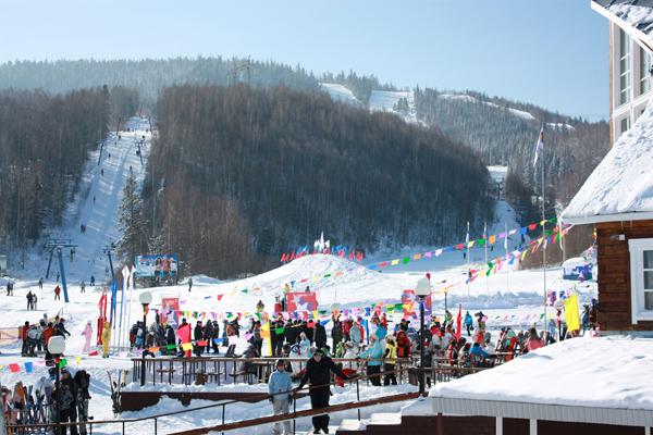 Гора Соболиная готовится к новому сезону
