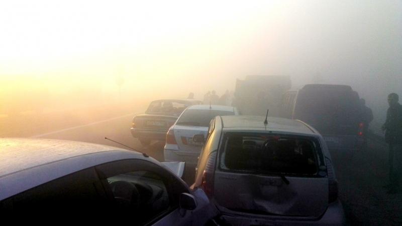 дтп ангарск туман