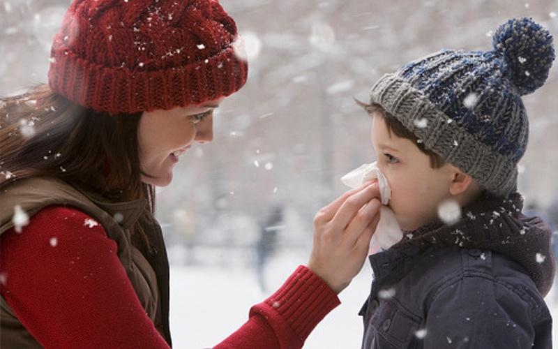 Эпидемия простудных заболеваний началась в Иркутске