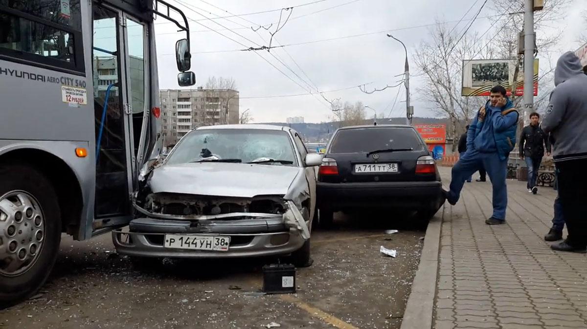 Фото: стопкадр видеозаписи со страница Александра Кобзинского https://vk.com/id237315103