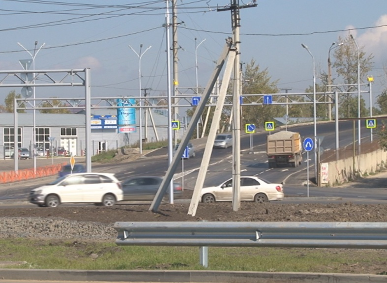 На Старокузьмихинской развязке открыли движение транспорта