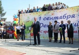 За школьные парты 1 сентября в Иркутской области впервые сядут около 38 тысяч детей