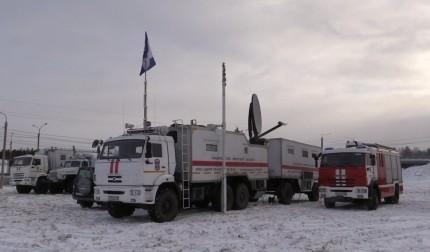 В Иркутской области в связи с неблагоприятным прогнозом погоды службы экстренного реагирования  приведены в режим повышенной готовности