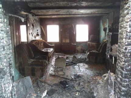 С начала 2018 года увеличилось количество пожаров в домах жителей Иркутской области