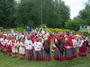 27 мая в селе Анга Качугского района состоится V Областной народный праздник Троица