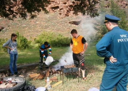 Особый противопожарный режим завершён в южных и центральных районах Иркутской области