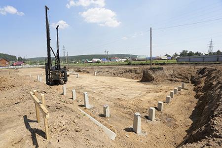 В Иркутске в микрорайоне Лесной начали строить новую школу