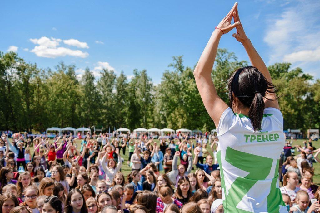 В Иркутске стартует проект «Зеленый Фитнес»