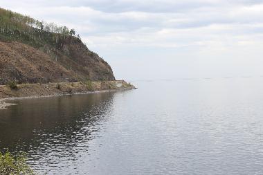 О происшествии на Кругобайкальской железной дороге