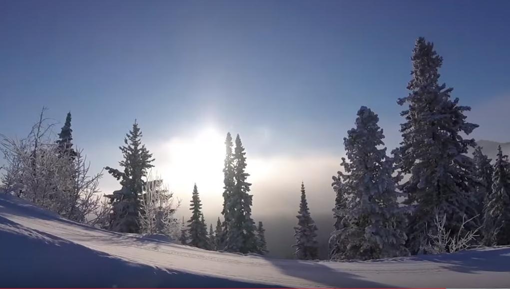 8 декабря на горнолыжный курорте «Гора Соболиная» в Байкальcке открытие сезона