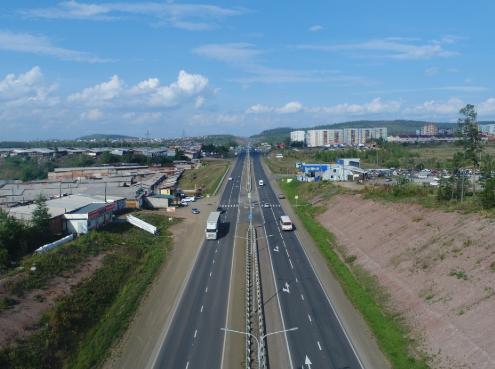 22 км муниципальных автодорог в Иркутской области перейдут в федеральную собственность