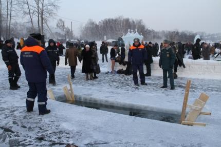 114 иорданей должно быть подготовлено в Иркутской области к празднику Крещения