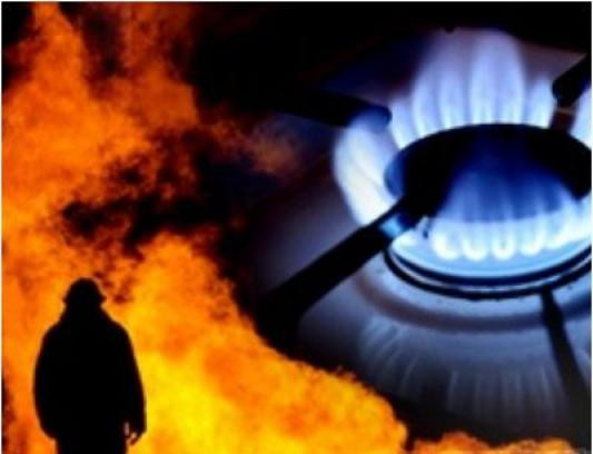 Проводится доследственная проверка по факту хлопка газовоздушной смеси в одном из домов города Барнаула