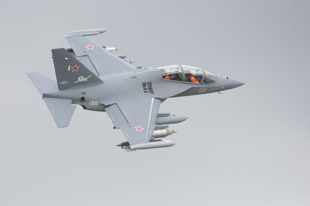 Корпорация Иркут поставит учебно-боевые самолеты в Беларусь
