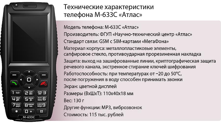 Российских генералов и офицеров оснащают защищенными отечественными телефонами по 115 тысяч рублей