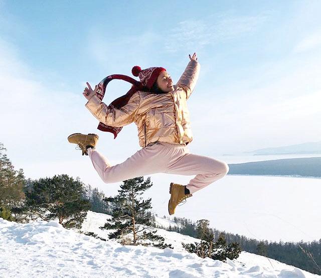 Съемки «Орла и решки» проходят на Байкале и в Иркутске