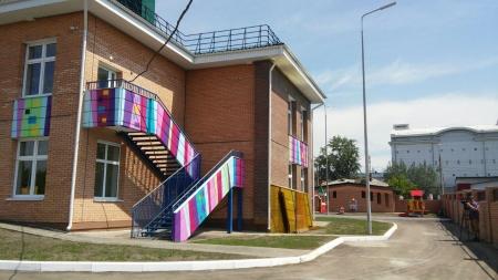 В Иркутске закончено строительство нескольких детских садов