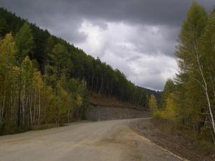В 2018 году будет введен в эксплуатацию участок дороги на Большое Голоустное  с 46 по 70 километр