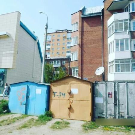 В Иркутске в Октябрьском округе собираются ликвидировать 143 незаконно установленных гаража