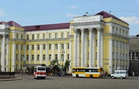 В Иркутске остановка «Сквер им. Кирова» будет перенесена