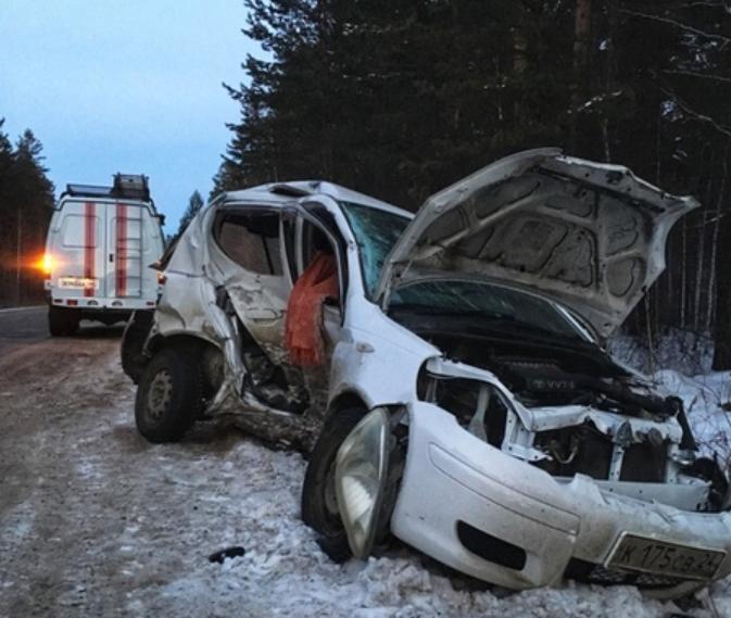 Под Иркутском в ДТП на дороге «Пивовариха-Новолисиха» погиб водитель автомобиля