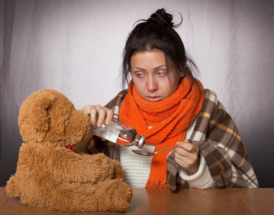 В Иркутской области растет заболеваемость ОРВИ