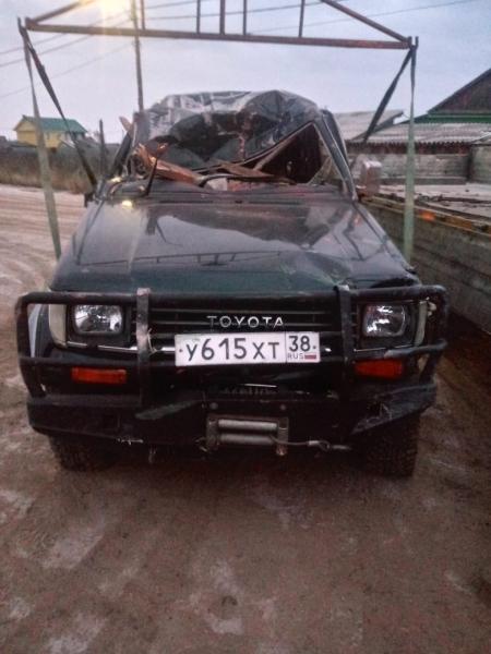В результате ДТП в Тайшетском районе погибла женщина