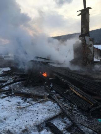 За прошедшие выходные в Иркутской области во время пожаров в жилых домах погибли три человека