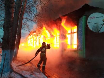 Большая часть пожаров, произошедших в Иркутской области в 2018 году, случилась в жилом секторе