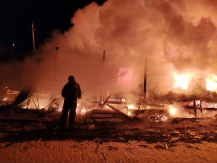 Иркутская область находится в лидерах среди регионов России по гибели детей на пожарах