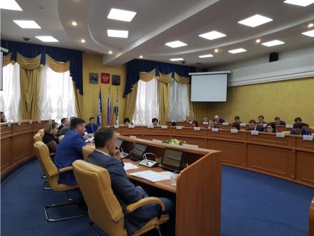 В Иркутске аварийные службы и предприятия жизнеобеспечения перейдут в режим повышенной готовности