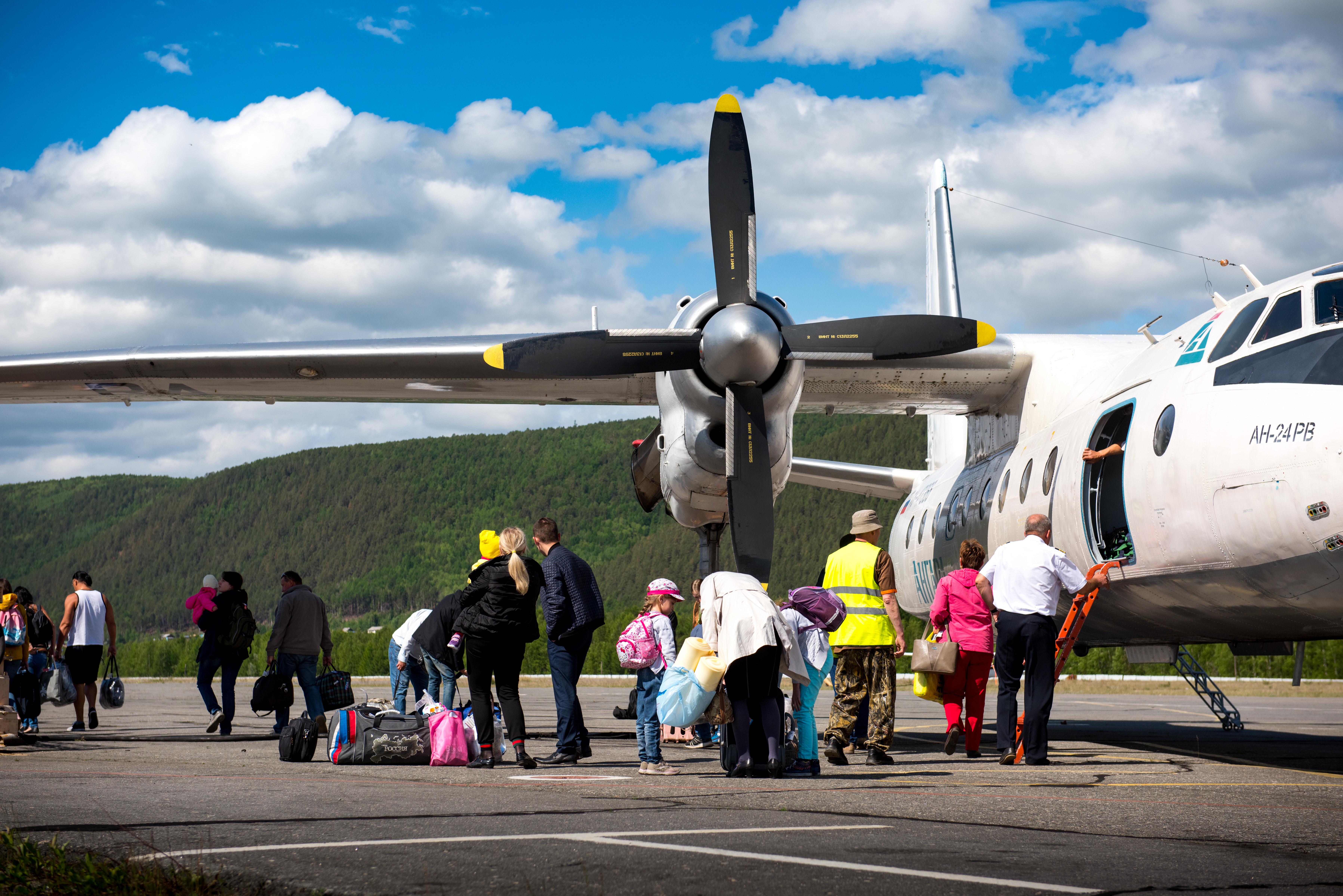 Началась продажа «субсидированных» авиабилетов из Иркутска в Нижнеангарск и Таксимо