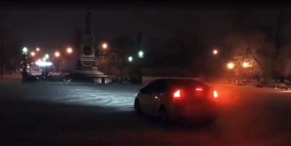 В Иркутске очередной «дрифтер», благодаря соцсетям, привлечен к административной ответственности