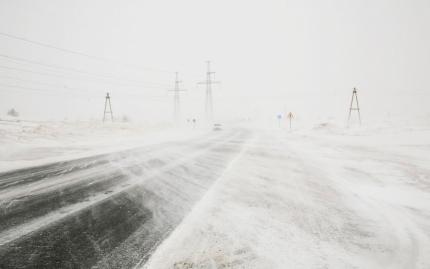 МЧС: Штормовое предупреждение по Иркутской области